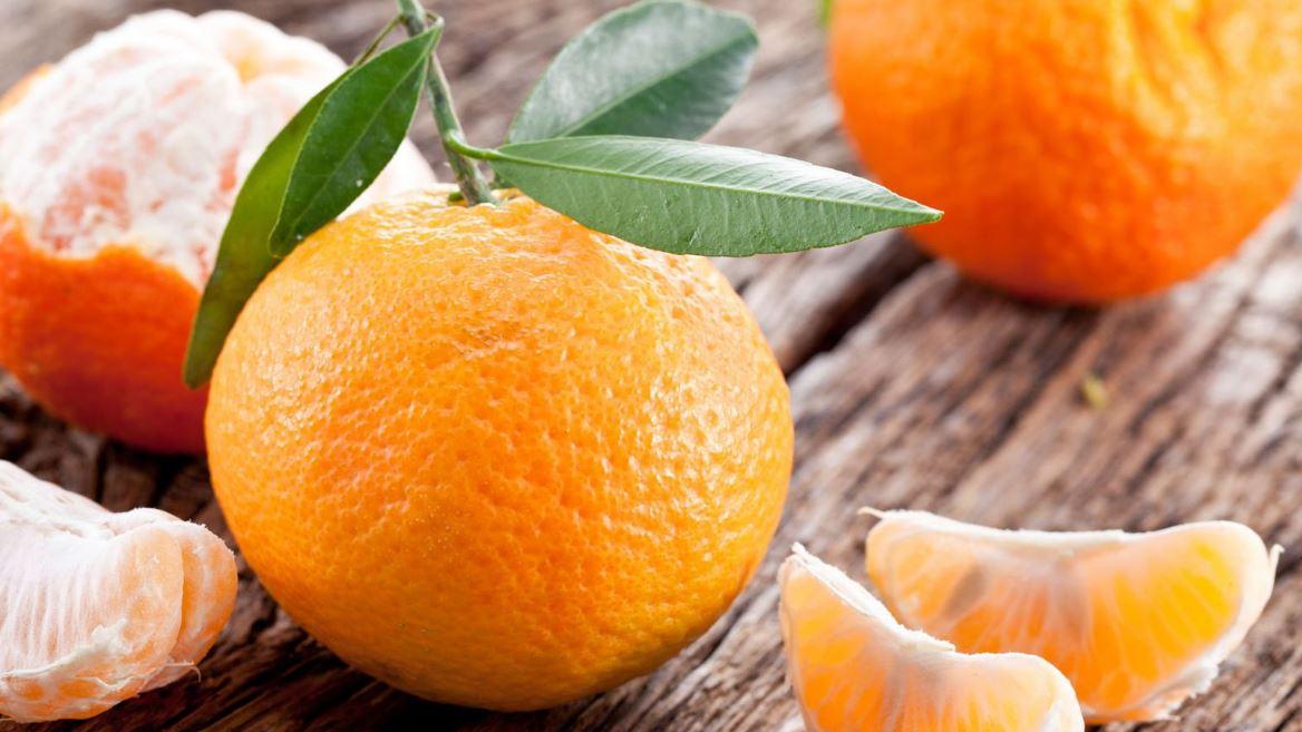 manger les fruits mandarines en hiver