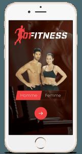 application 101 fitness