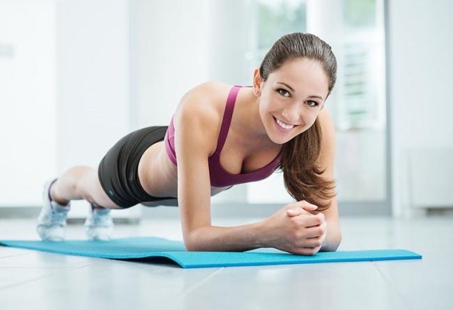exercices pour obtenir un ventre plat
