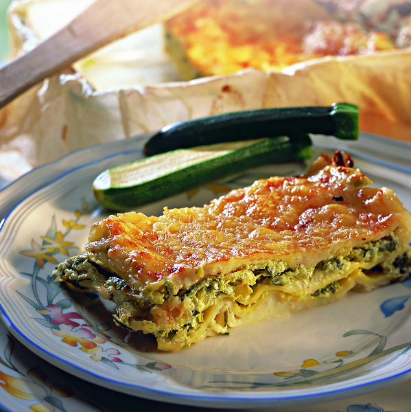 lasagnes aux courgettes weight watchers