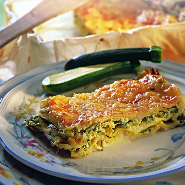 lasagnes aux courgettes weight watchers