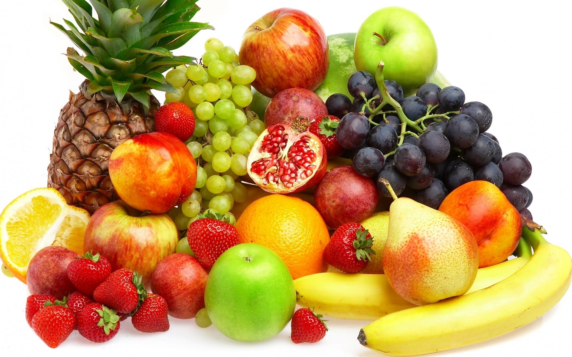 régime fruit