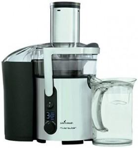 Fiche produit centrifugeuse Riviera & Bar PR785A Centrifugeuse digitale Inox