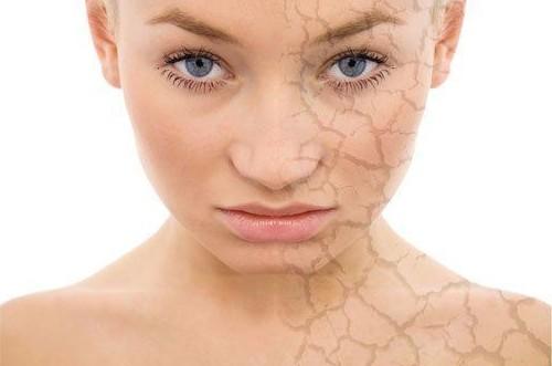 deshydration peau