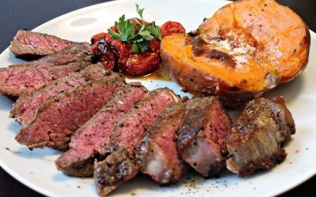 repas riche en protéines