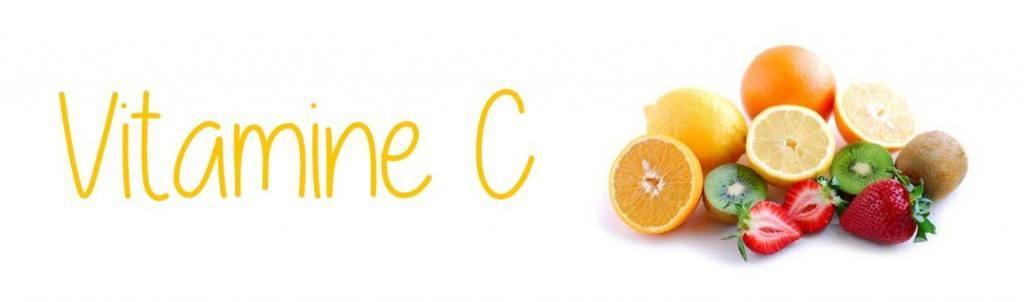 aliment vitamine c