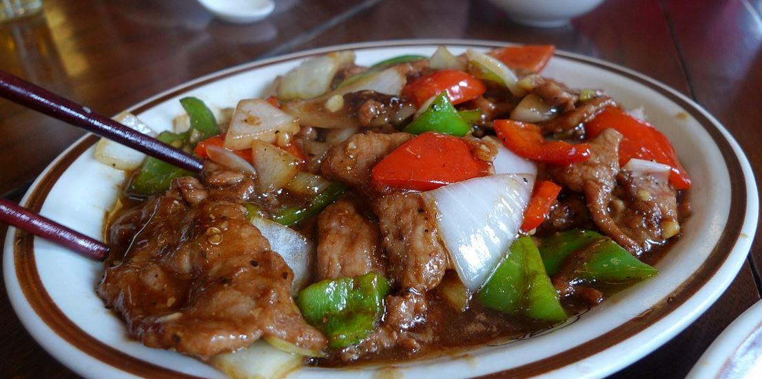 recette de boeuf à la chinoise