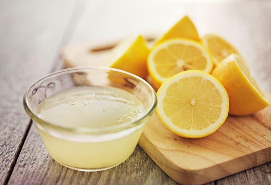 citron contre le stress