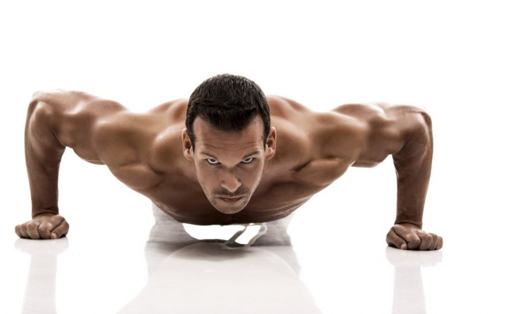 muscles développés