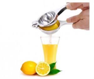 ustensile efficace pour presser du citron