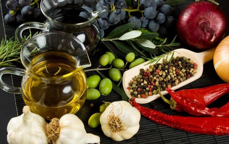 aliments régime méditerannéen