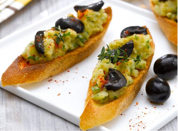 recette de brandade d'olives
