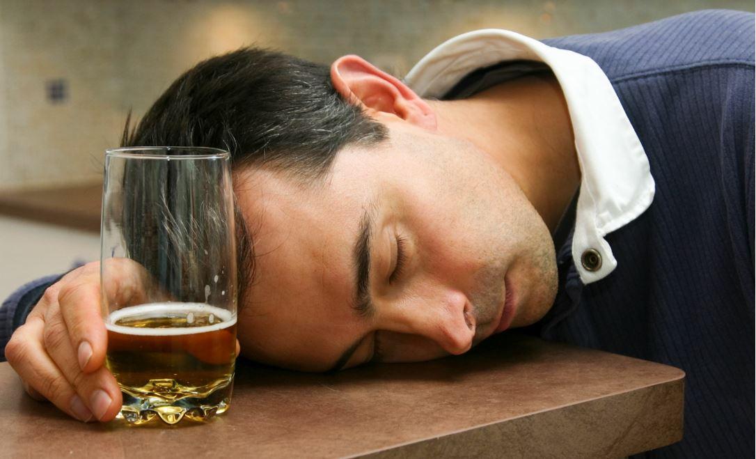 excès d'alcool danger