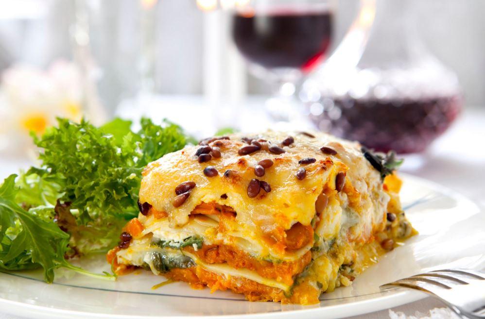 recette de lasagnes végétariennes