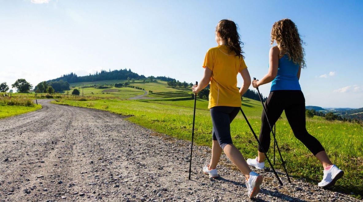 avantage de la marche nodique
