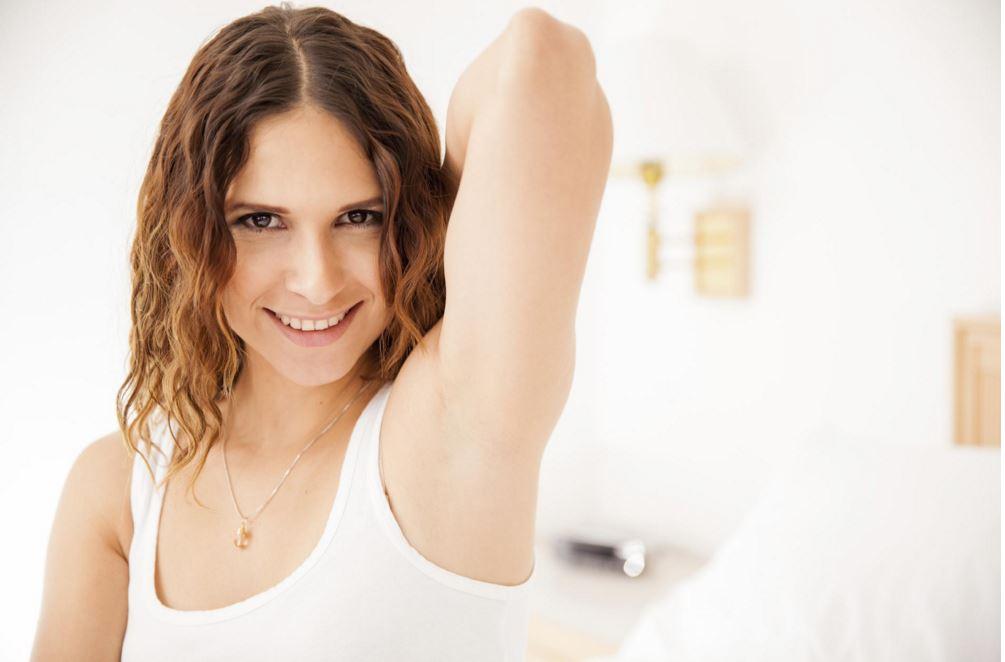 remède de déodorant naturel