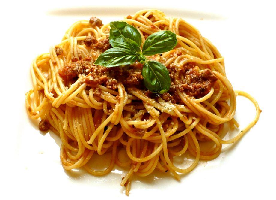 spaghetti blé