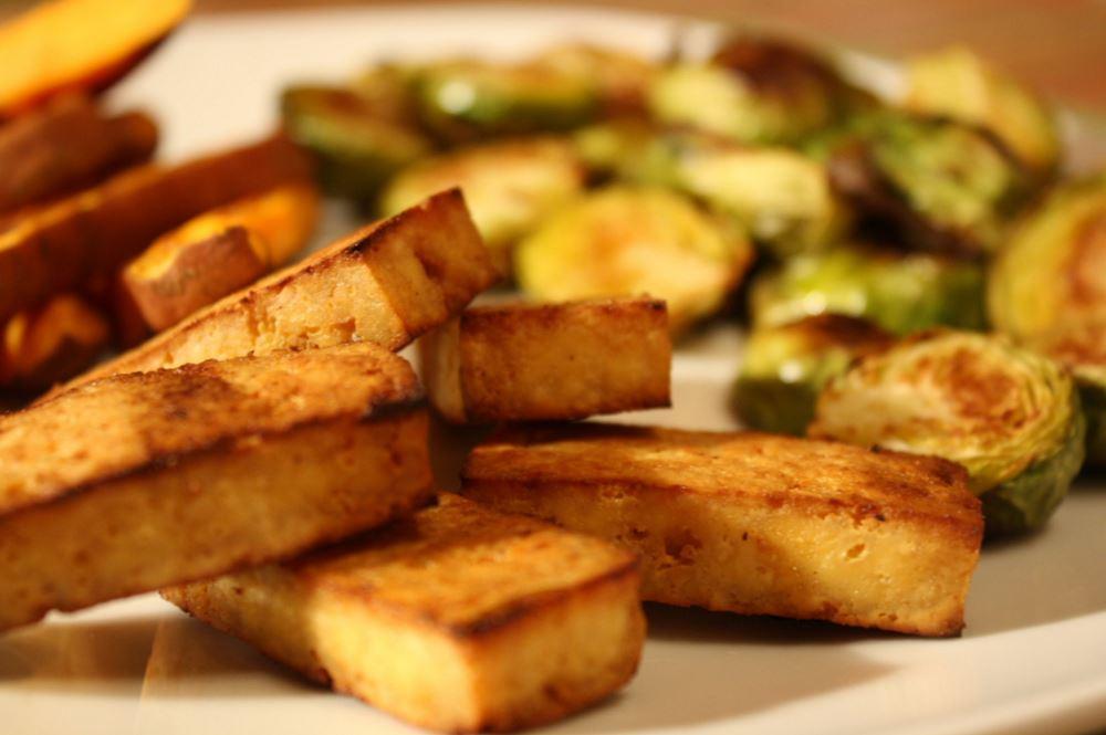 Utilizar el tofu en las recetas