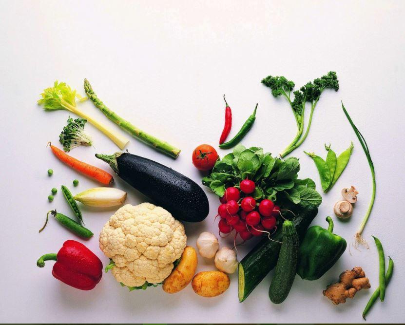légumes et perte de poids
