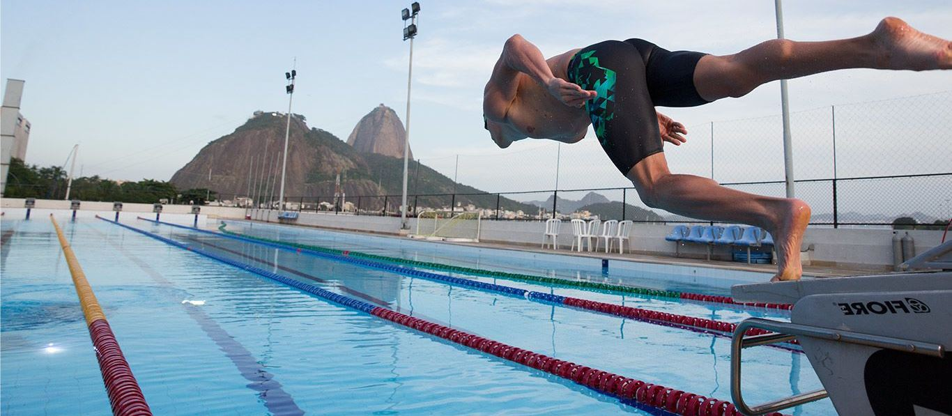 faire la natation