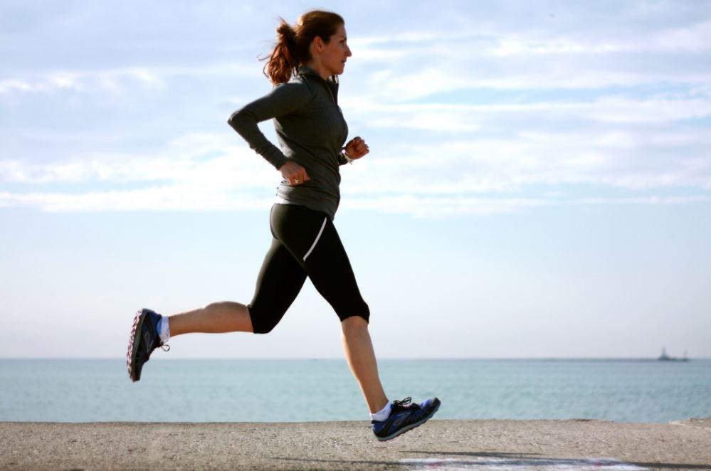 le running sport