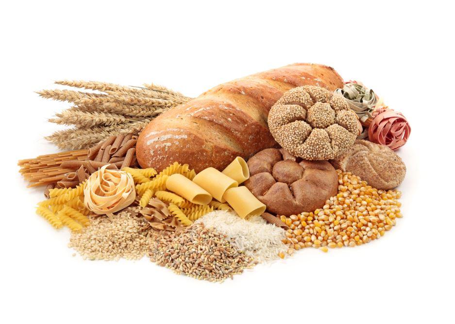 pain et féculents riches en fibres