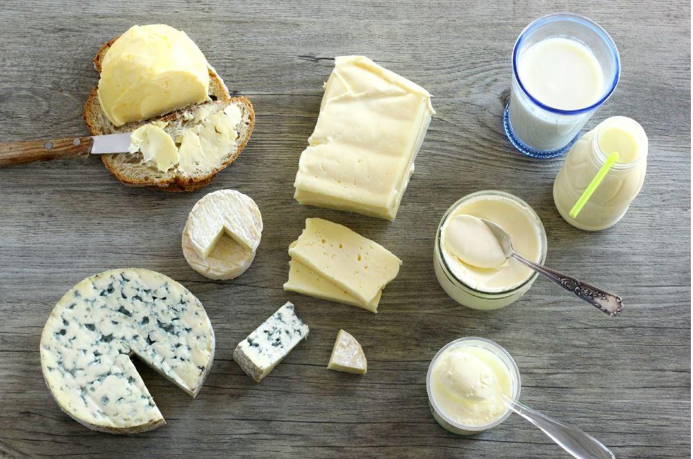 produits laitiers bon pour la santé
