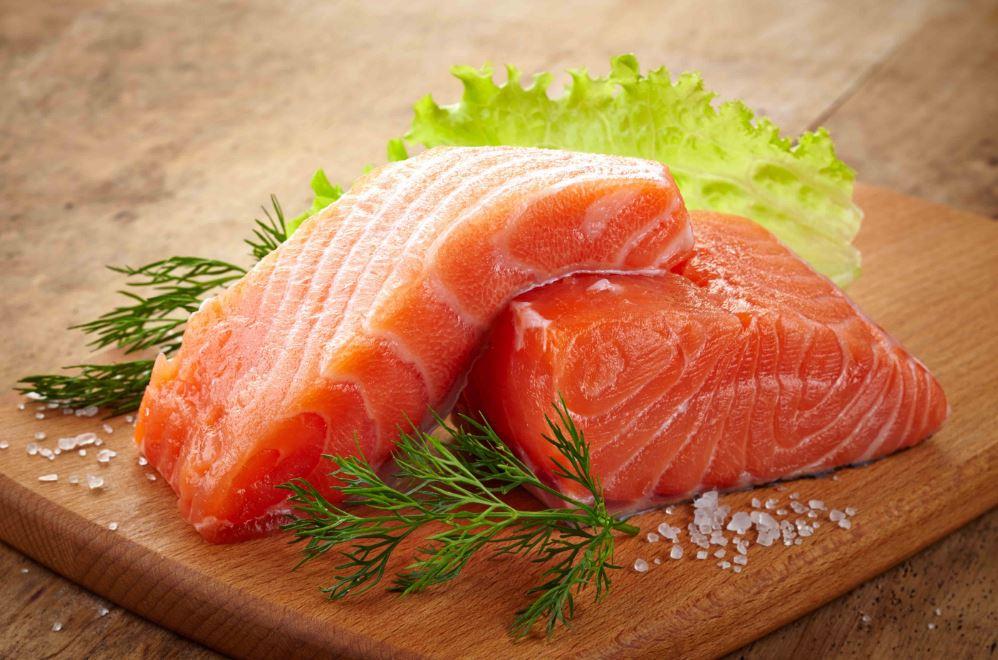 saumon riche en oméga