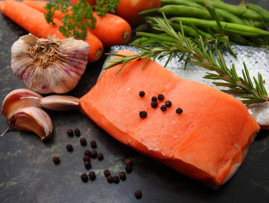 saumon bon pour la santé