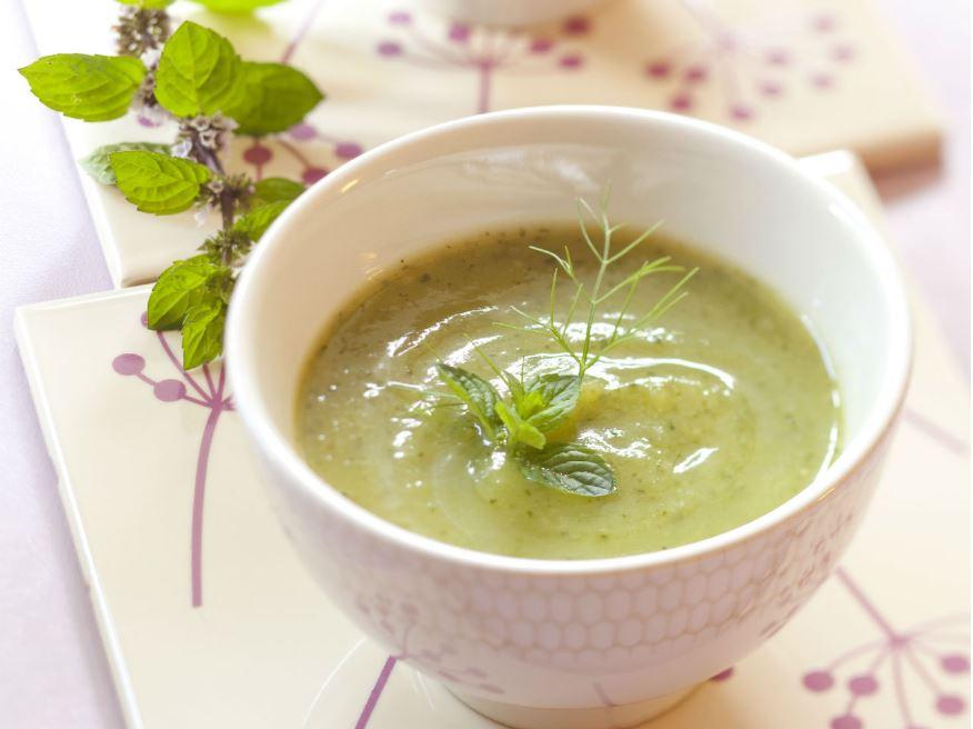 recette de soupe diététique