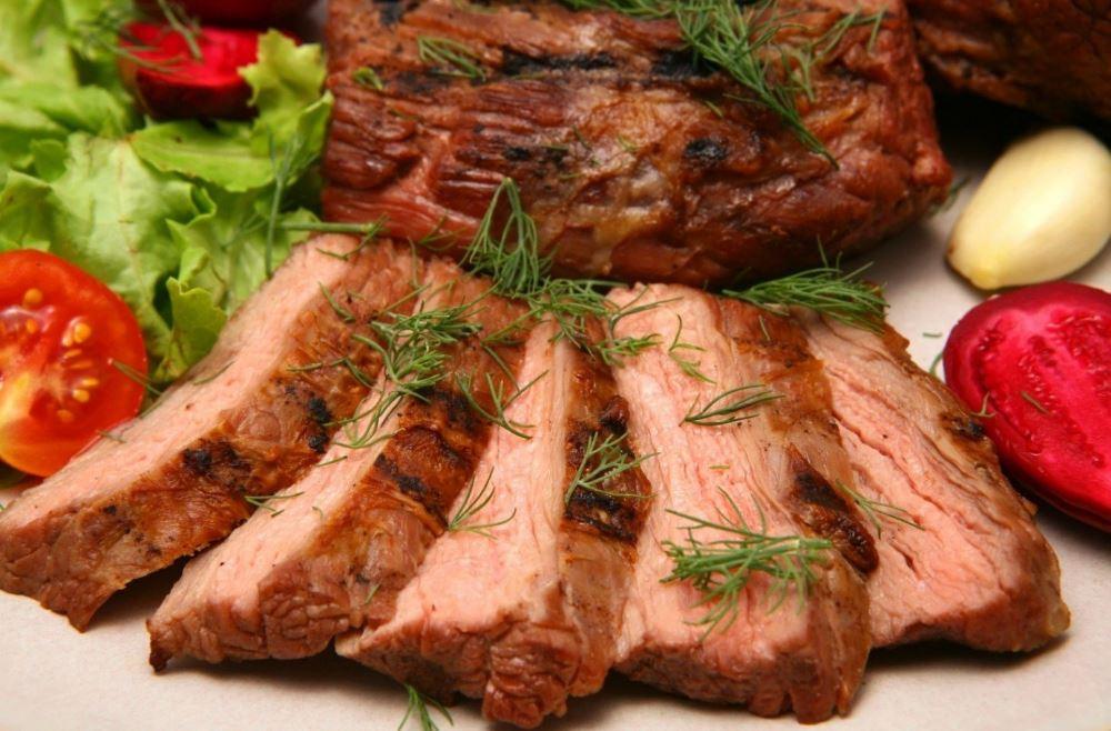 viande maigre riche