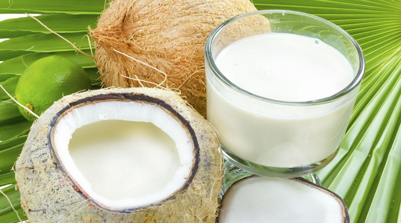 la crème de coco