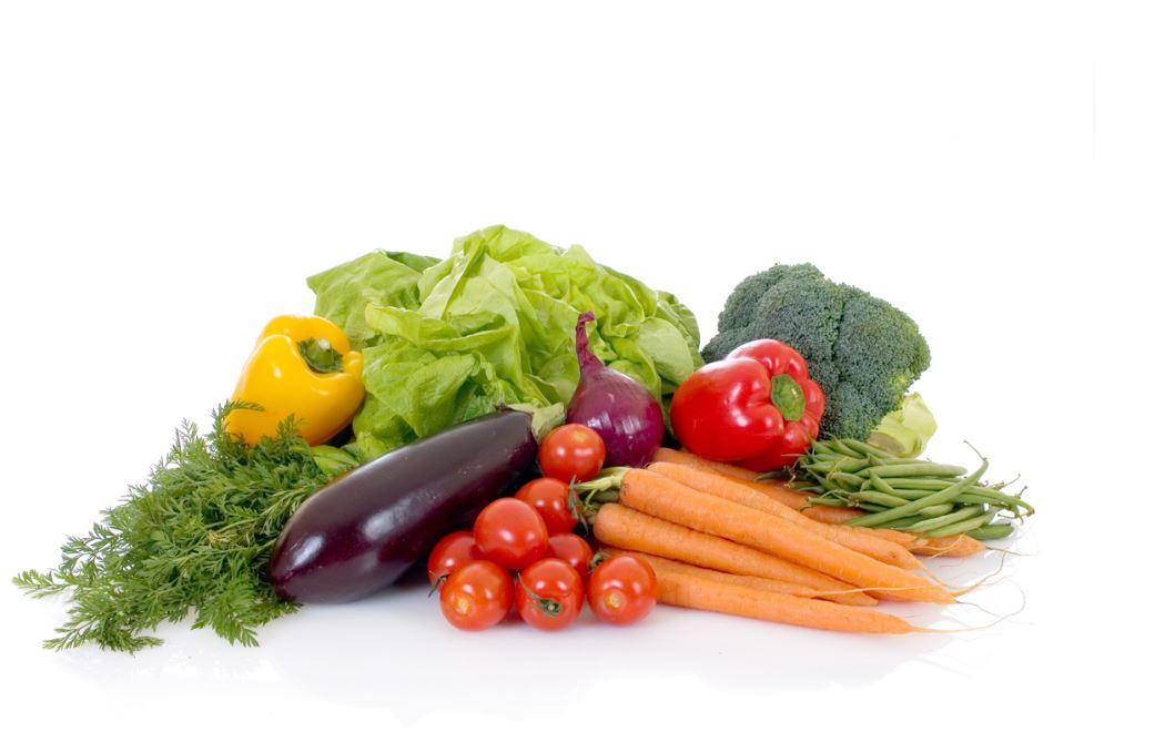 fruits et légumes faibles en calories