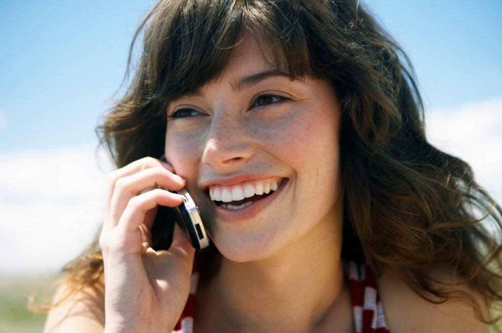 communiquer au téléphone pour brûler les calories