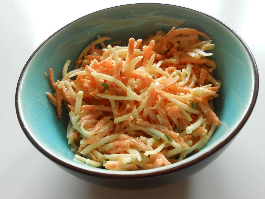 plat de coleslaw