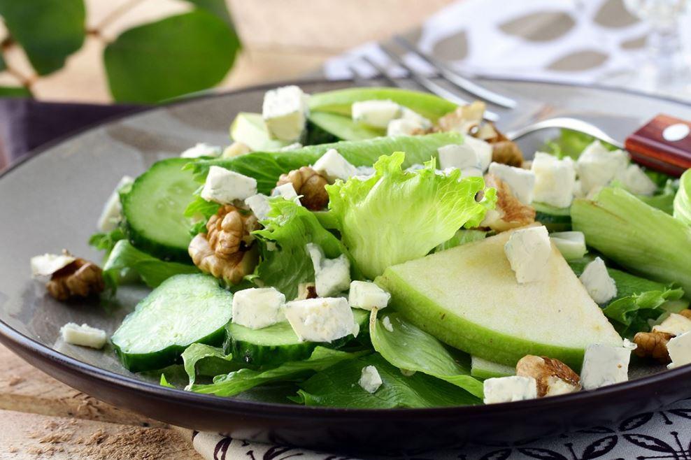 de la salade de laitue