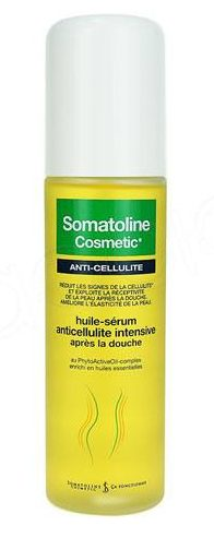 huile anti cellulite somatoline cosmetic