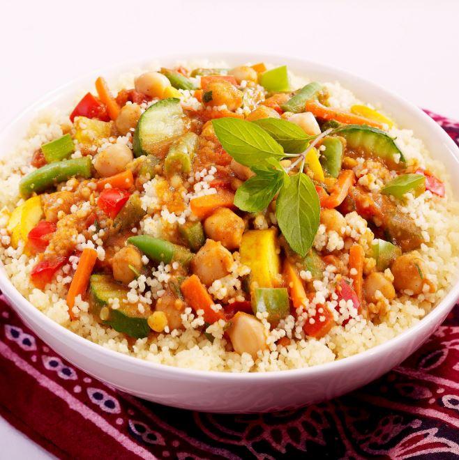 recette de couscous aux légumes
