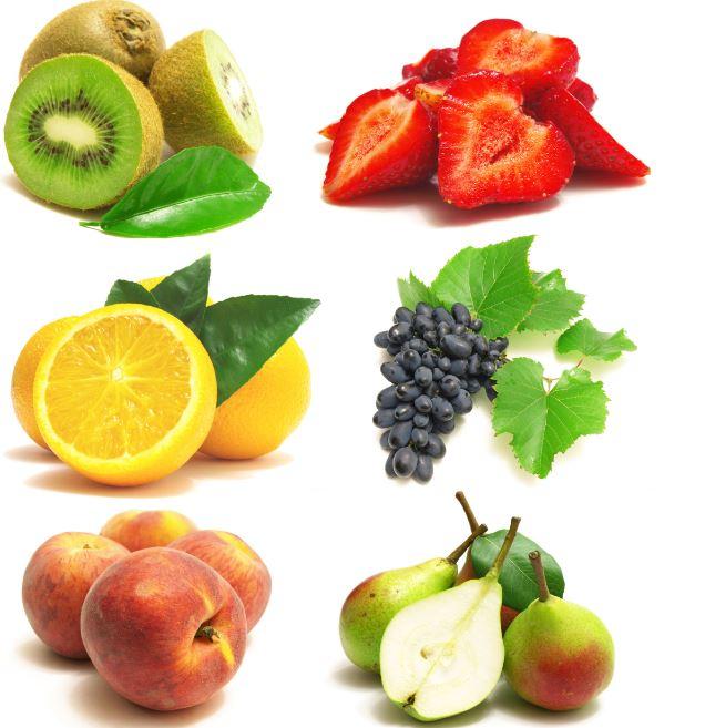 prendre des fruits et légumes pendant le rééquilibrage alimentaire
