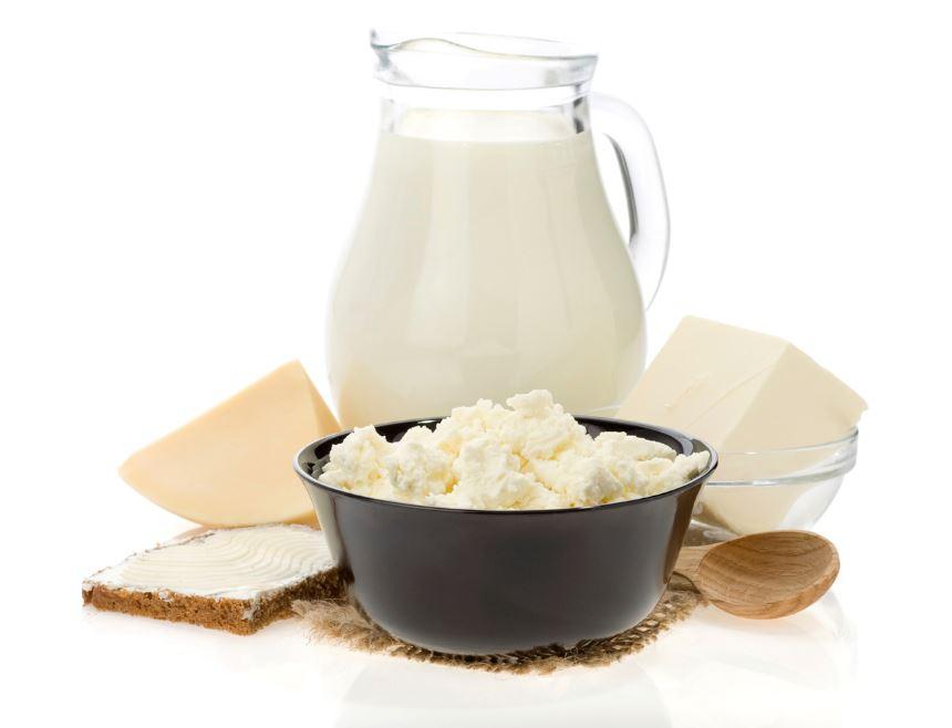 rééquilibrer son alimentation avec les produits laitiers