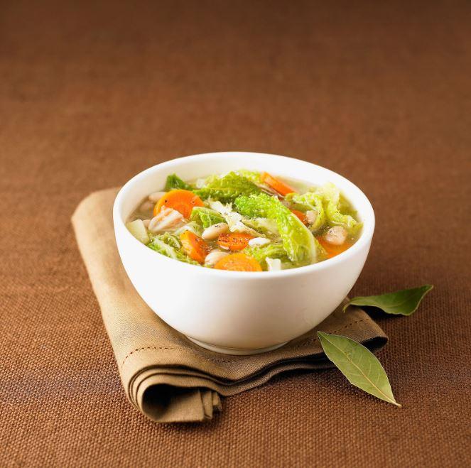 recette de soupe aux choux